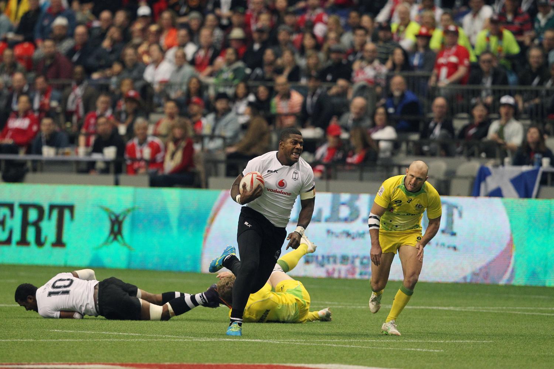 HSBC Canada Sevens - Fiji v Australia