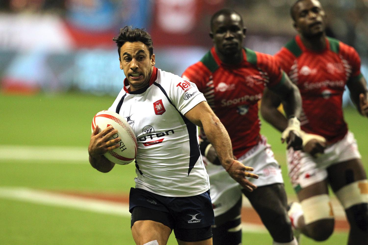 HSBC Canada Sevens, Men's - Chile v Kenya