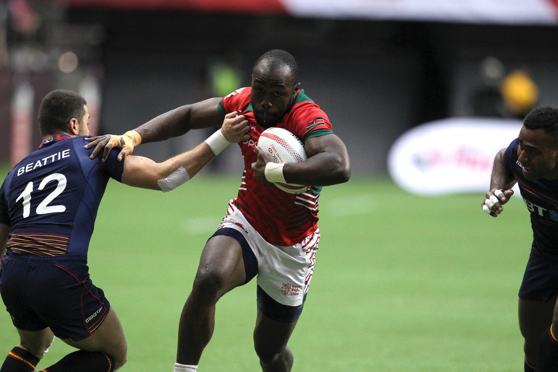 HSBC Canada Sevens - Kenya v Scotland