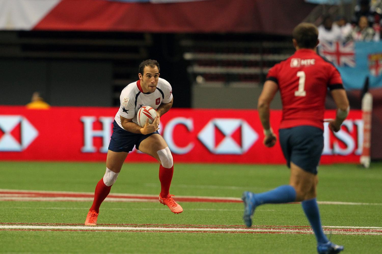 HSBC Canada Sevens - Russia v Chile