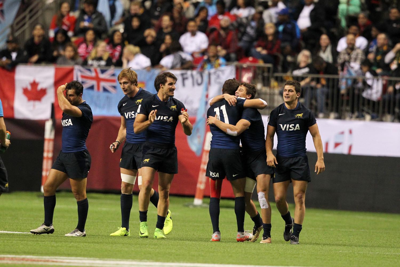 HSBC Canada Sevens, Men's - Argentina v Fiji