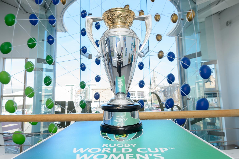 WRWC 2017 Trophy Tour