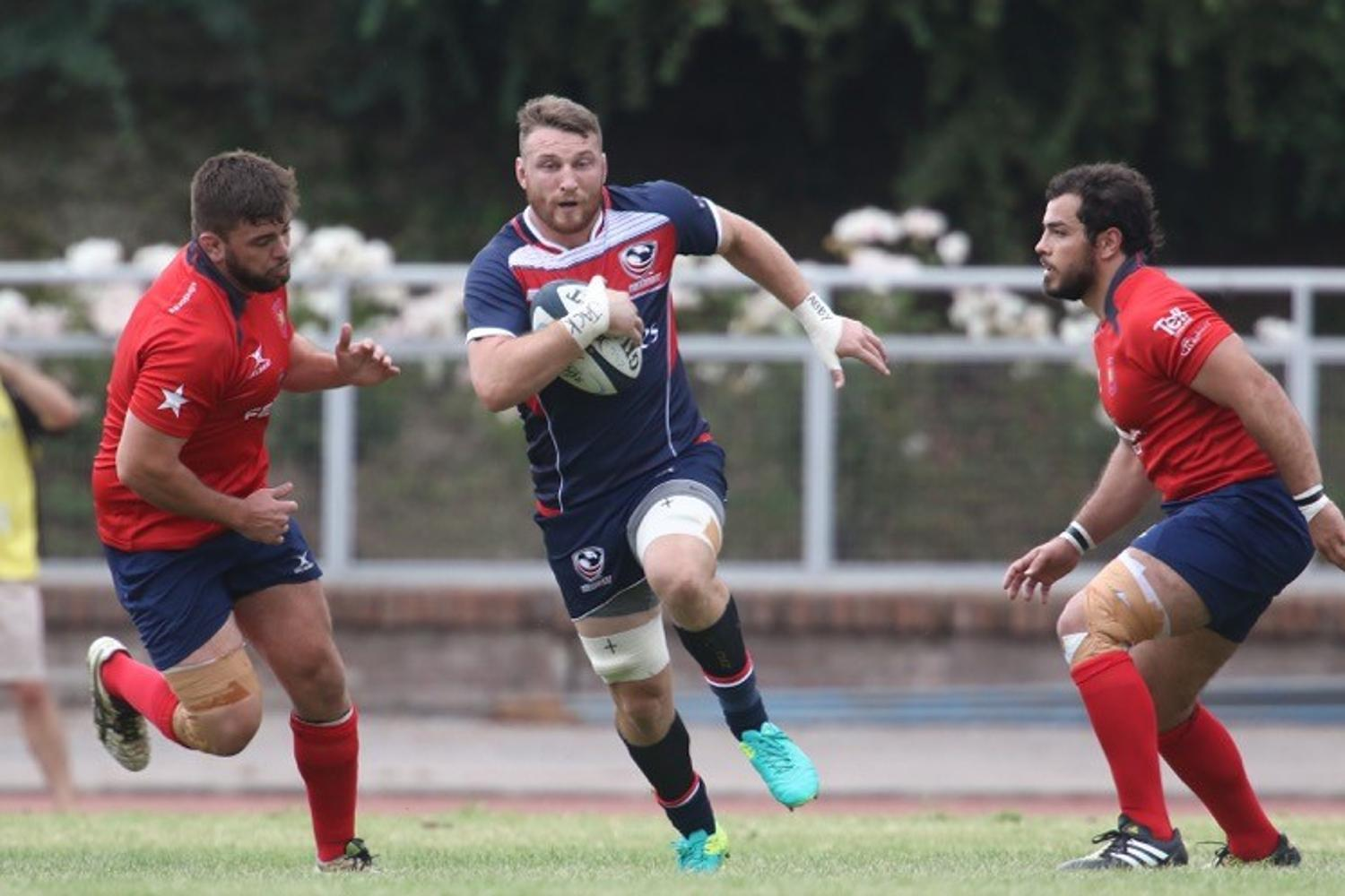 ARC 2017: Chile v USA