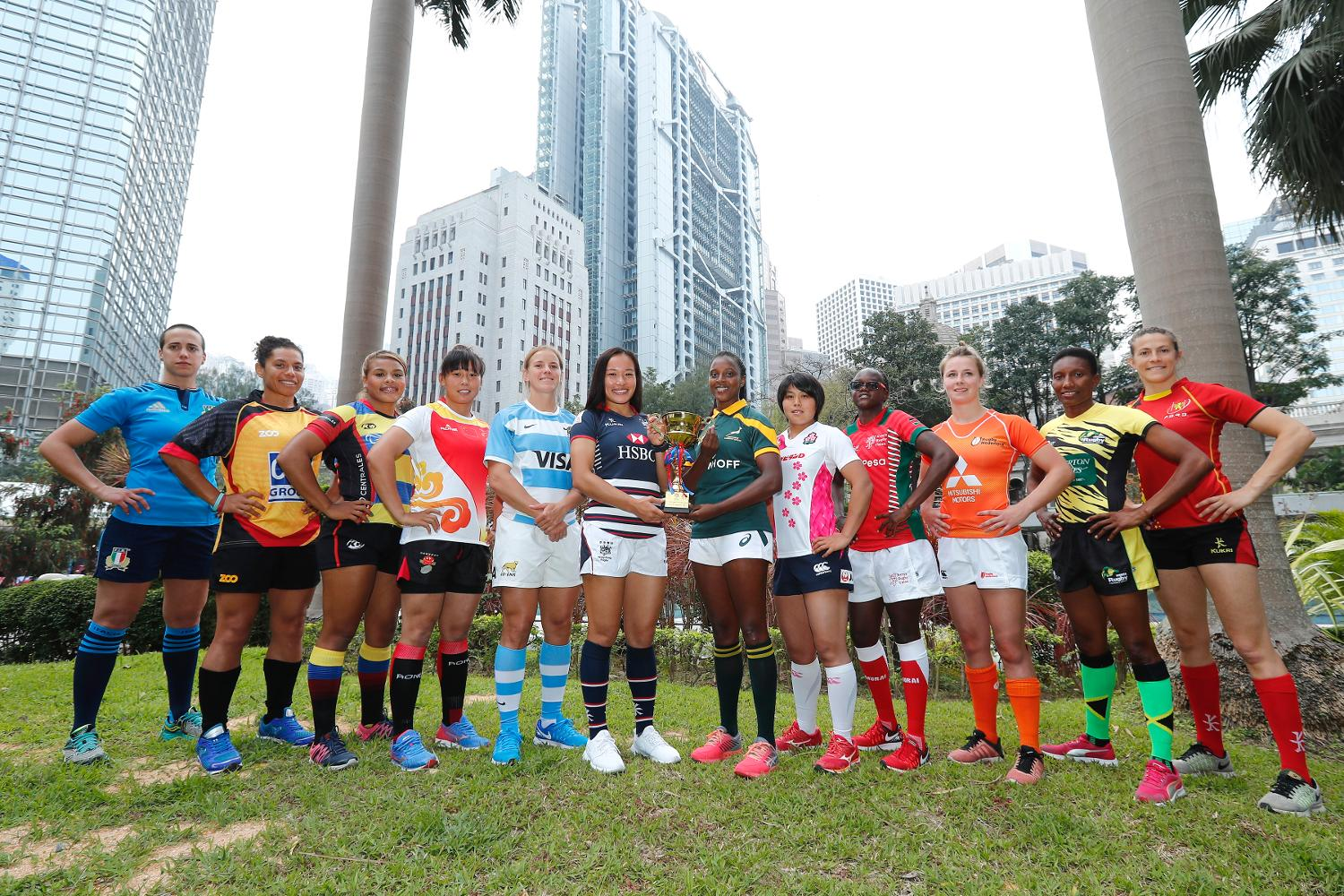 Hong Kong Sevens Women's Qualifier 2017