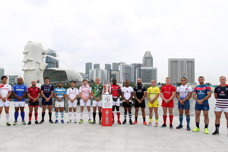 HSBC Singapore Sevens 2017