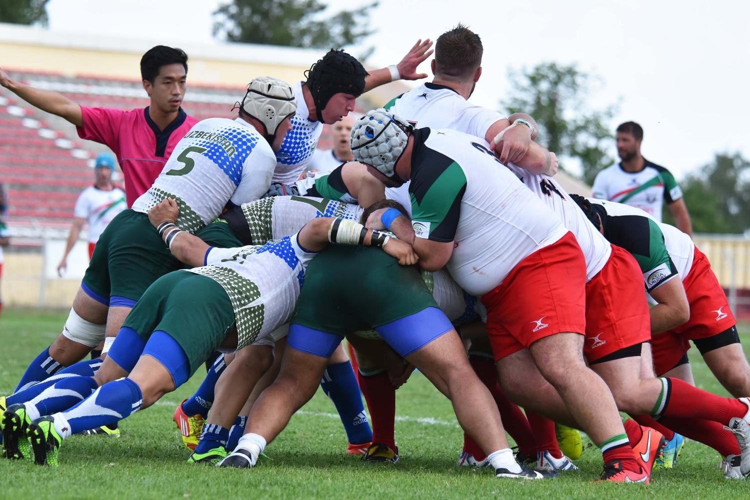 Asia Rugby Championship Division 2 2016