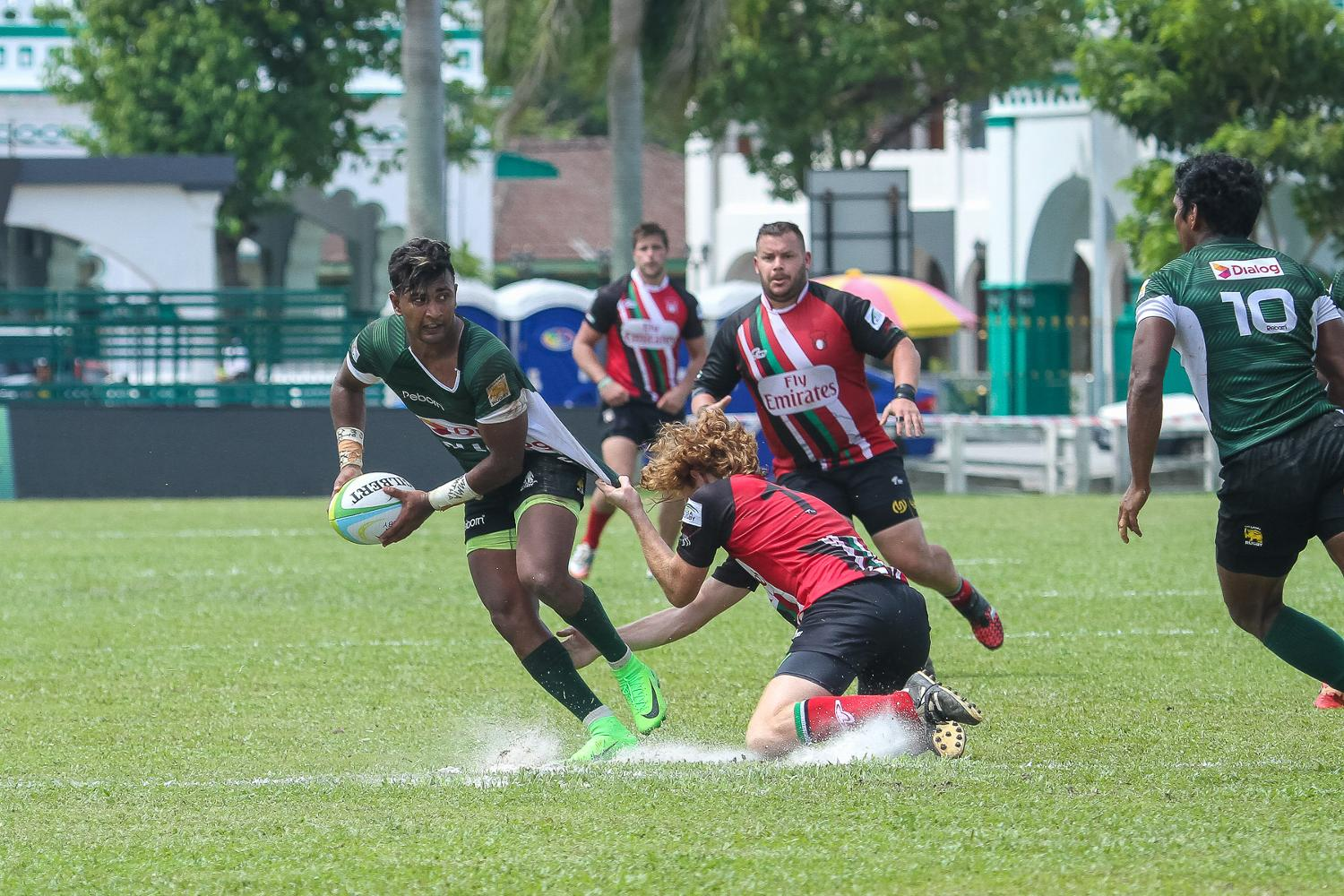 Asia Rugby Championship Division I 2017