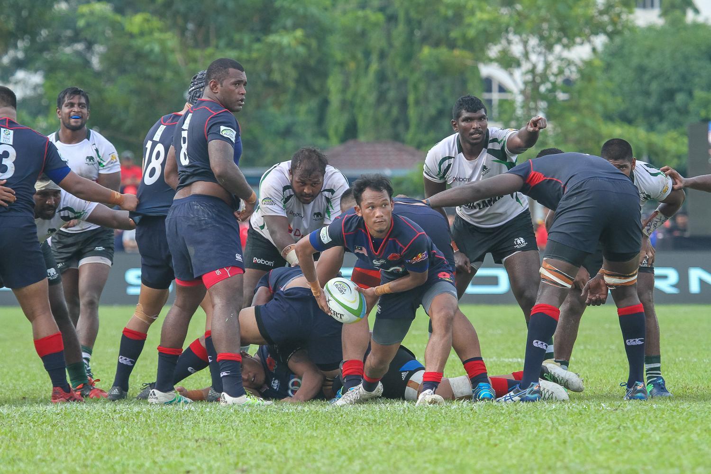 Asia Rugby Championship Division I 2017 - Malaysia v Sri Lanka