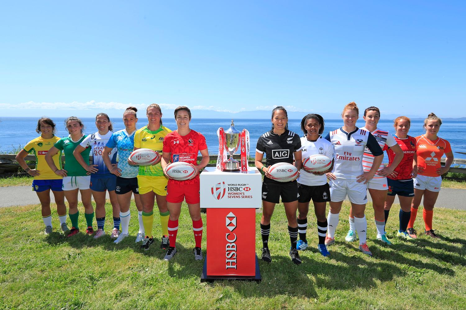HSBC World Rugby Women's Sevens Series 2016-17 - Canada