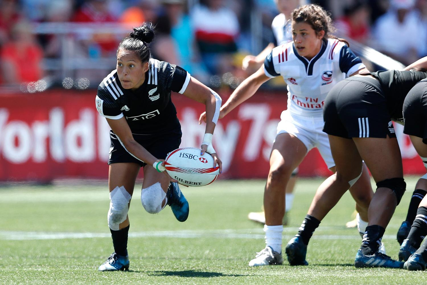 HSBC Sevens Series Langford - Women's
