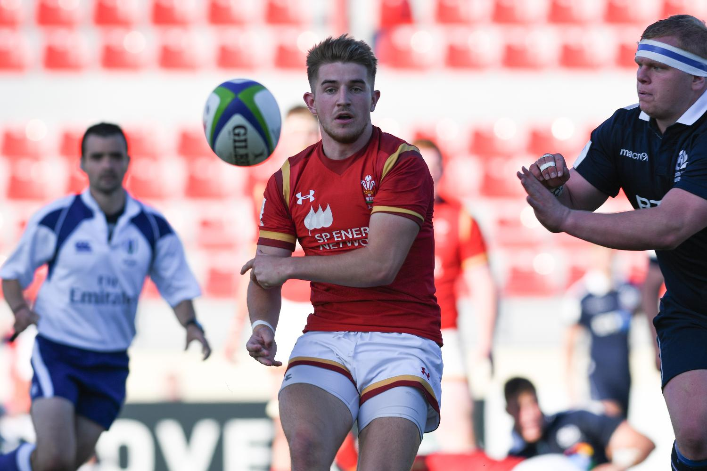 World Rugby U20 Championship 2017: Wales v Scotland