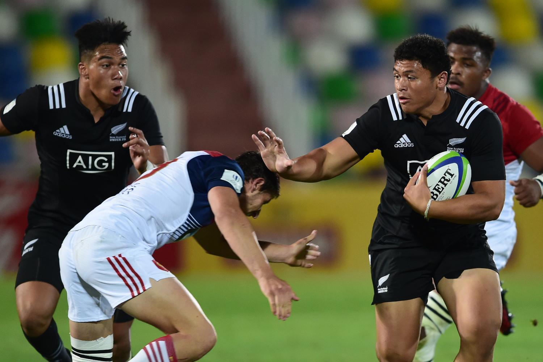 World Rugby U20 Championship 2017: New Zealand v France