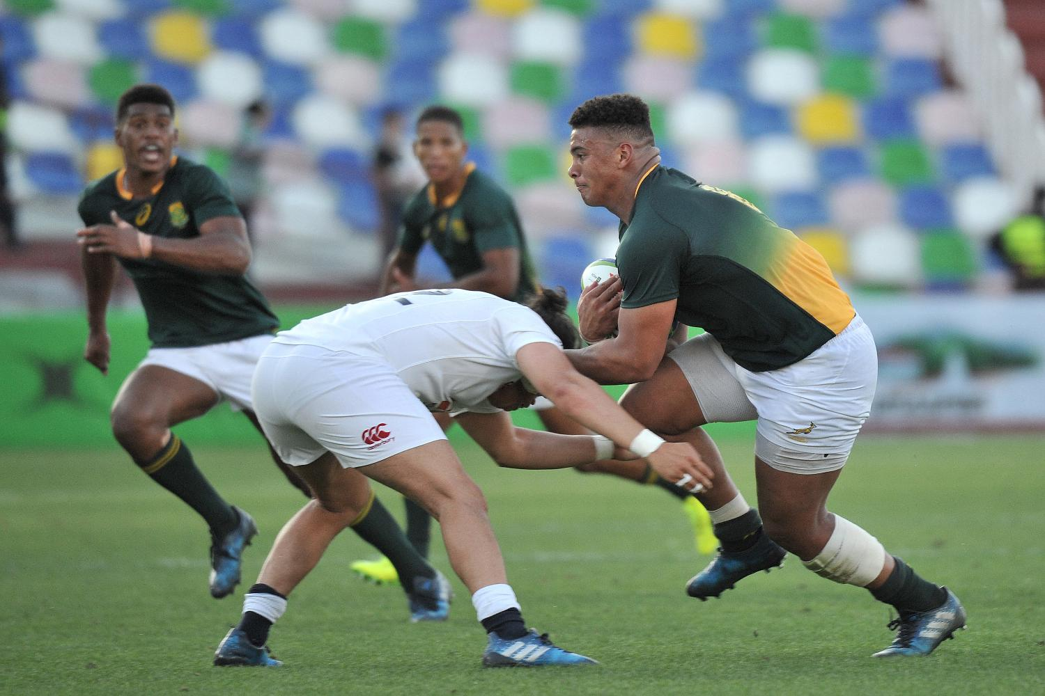 World Rugby U20 Championship 2017: England v South Africa