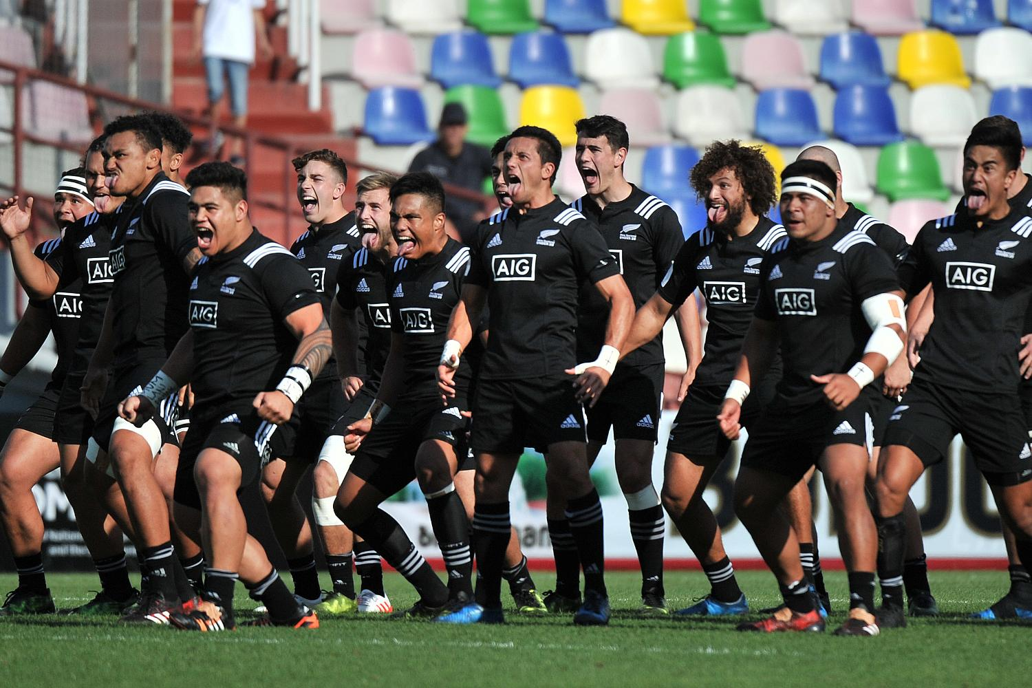 World Rugby U20 Championship 2017: Final - England v New Zealand