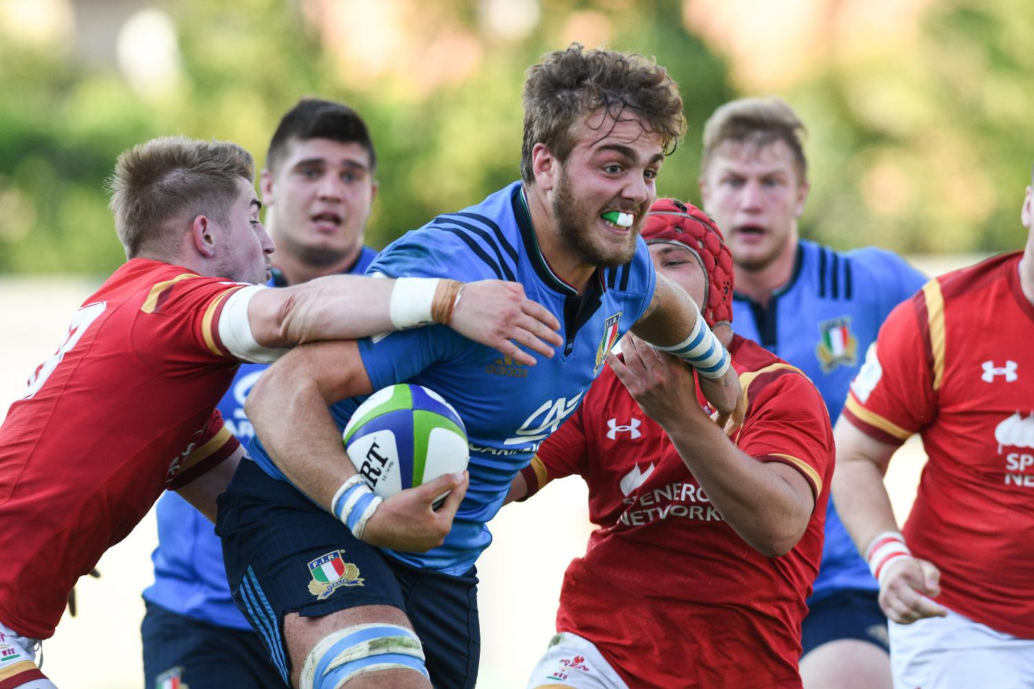 World Rugby U20 Championship 2017: Wales v Italy