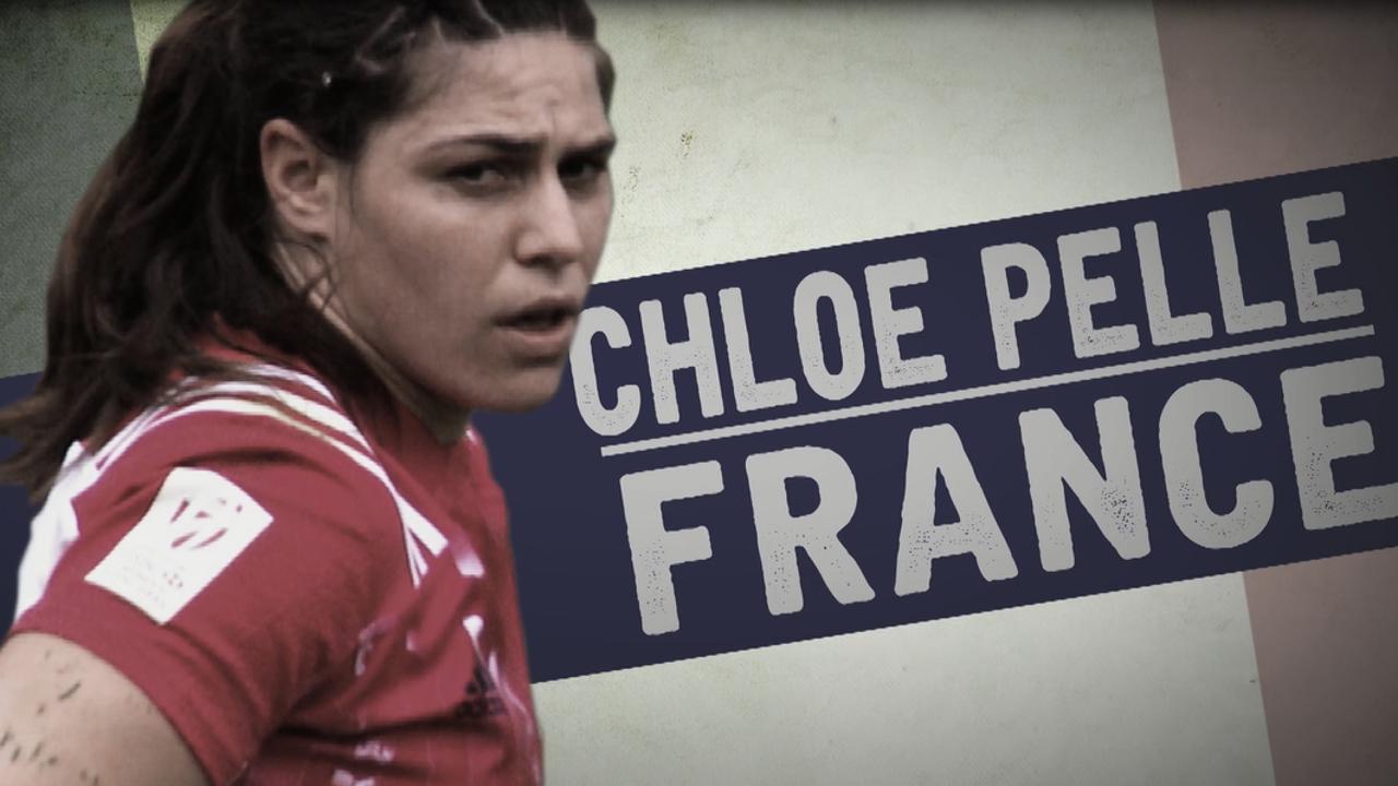 One to Watch: Chloe Pelle