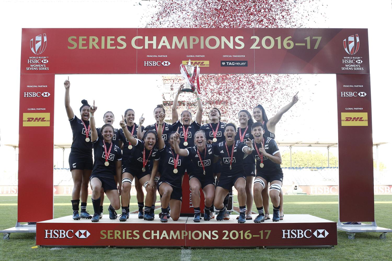 HSBC World Rugby Women's Sevens Series - 2016/17