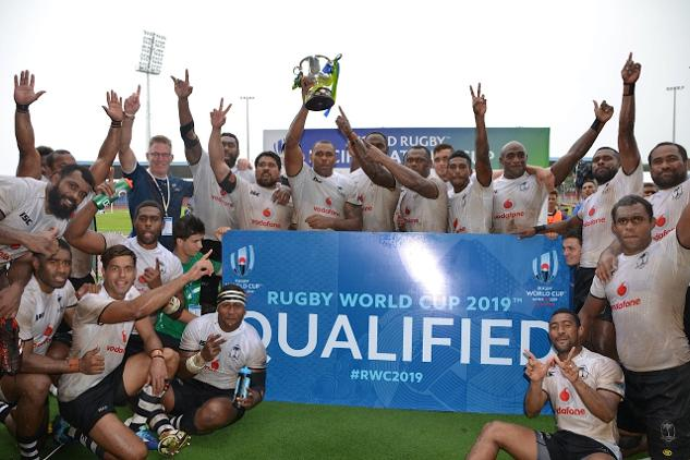 Tonga qualify for Rugby World Cup after Fiji triumph