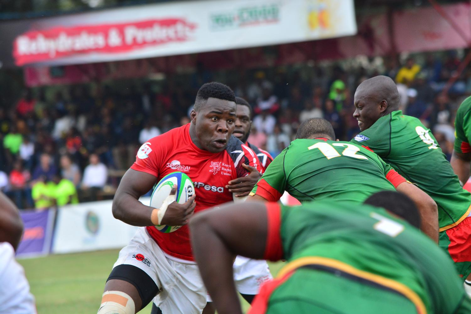 Rugby Africa Gold Cup 2017