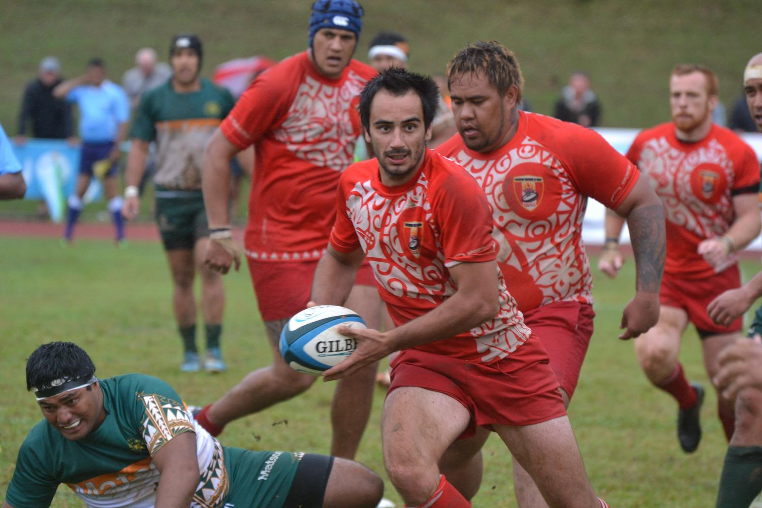 Oceania Rugby Cup 2017 - Cook Islands v Tahiti