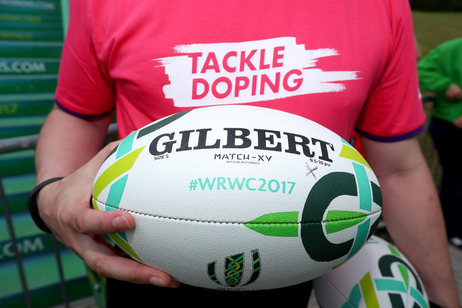 WRWC 2017: Keep Rugby Clean Day