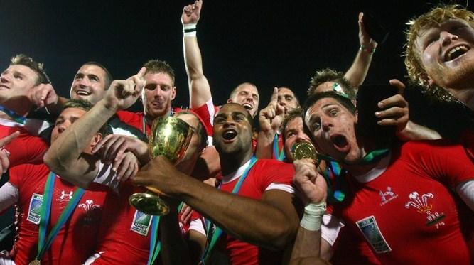 Wales win RWC Sevens 2009