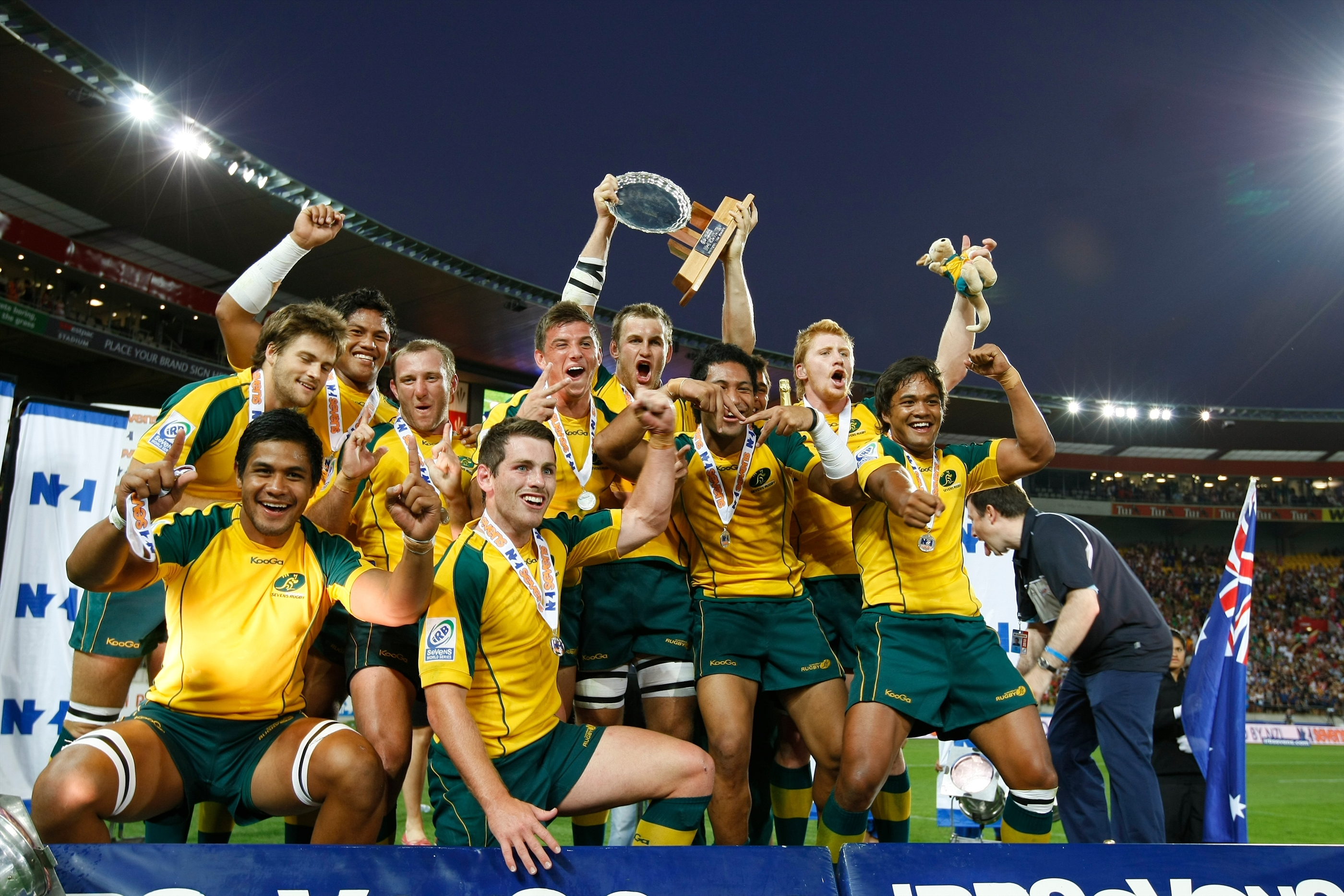 In-form Australia out to wow home Sevens fans