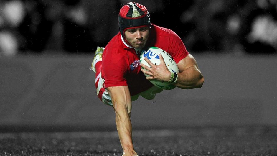 Leigh Halfpenny | Wales' scoring machine