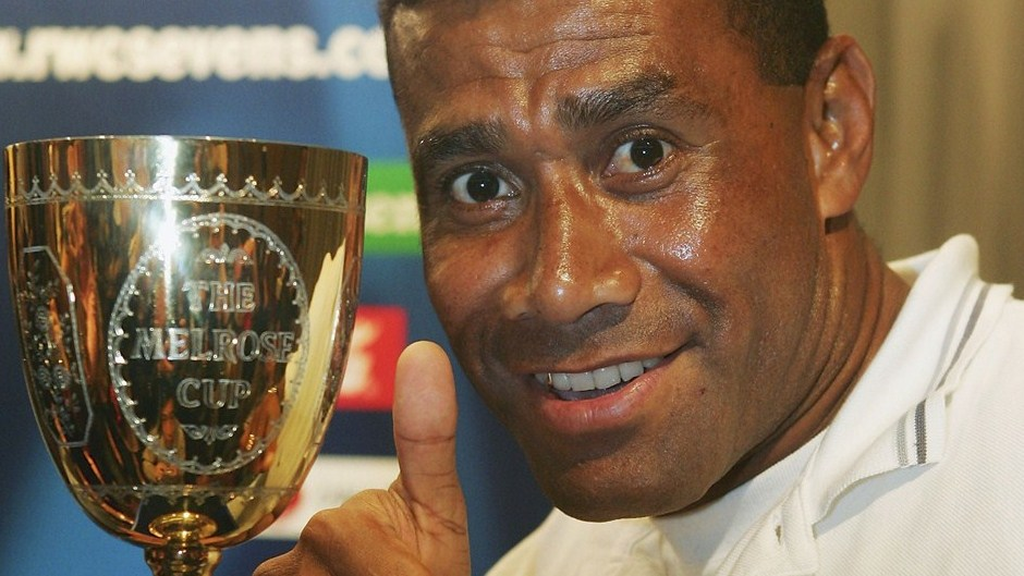 Rugby World Cup Sevens: Serevi reflects on his double victory