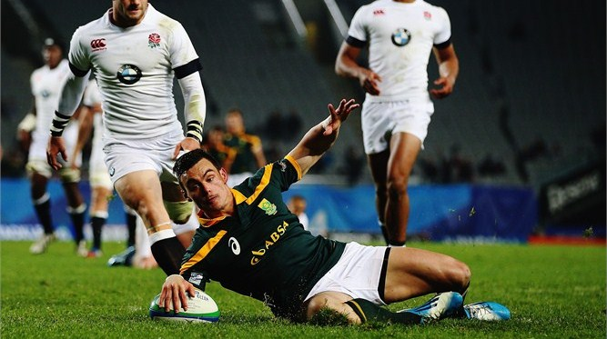 JWC 2014: FINAL - South Africa v England