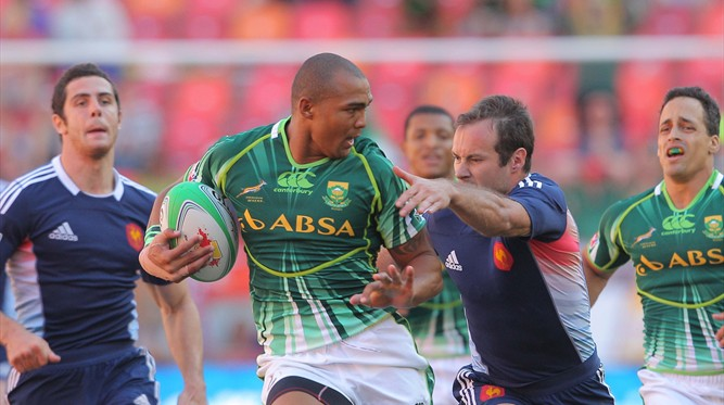 SA Sevens - South Africa