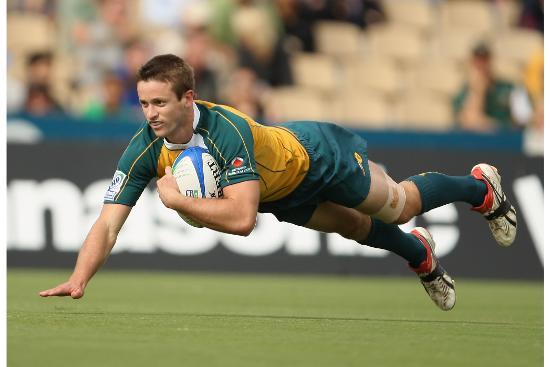 Shaun Foley, Australia - new