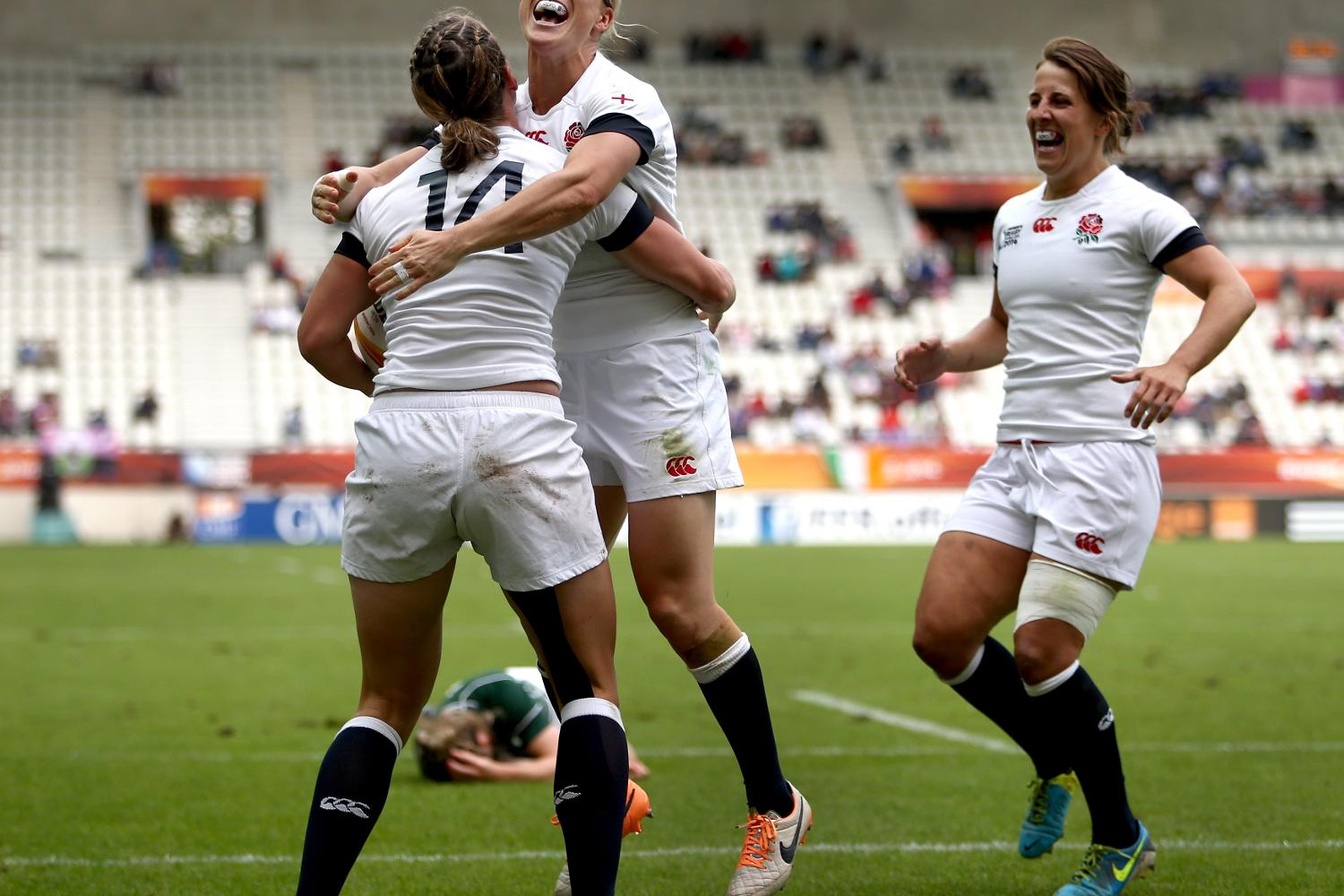 England Women Rugby World Cup