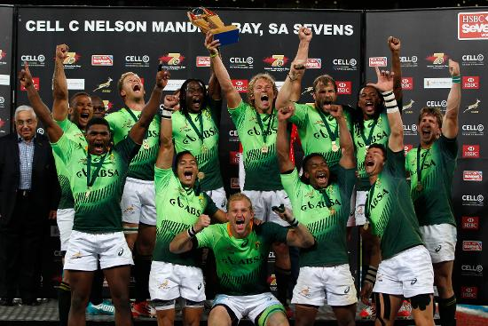 South Africa win title on home soil