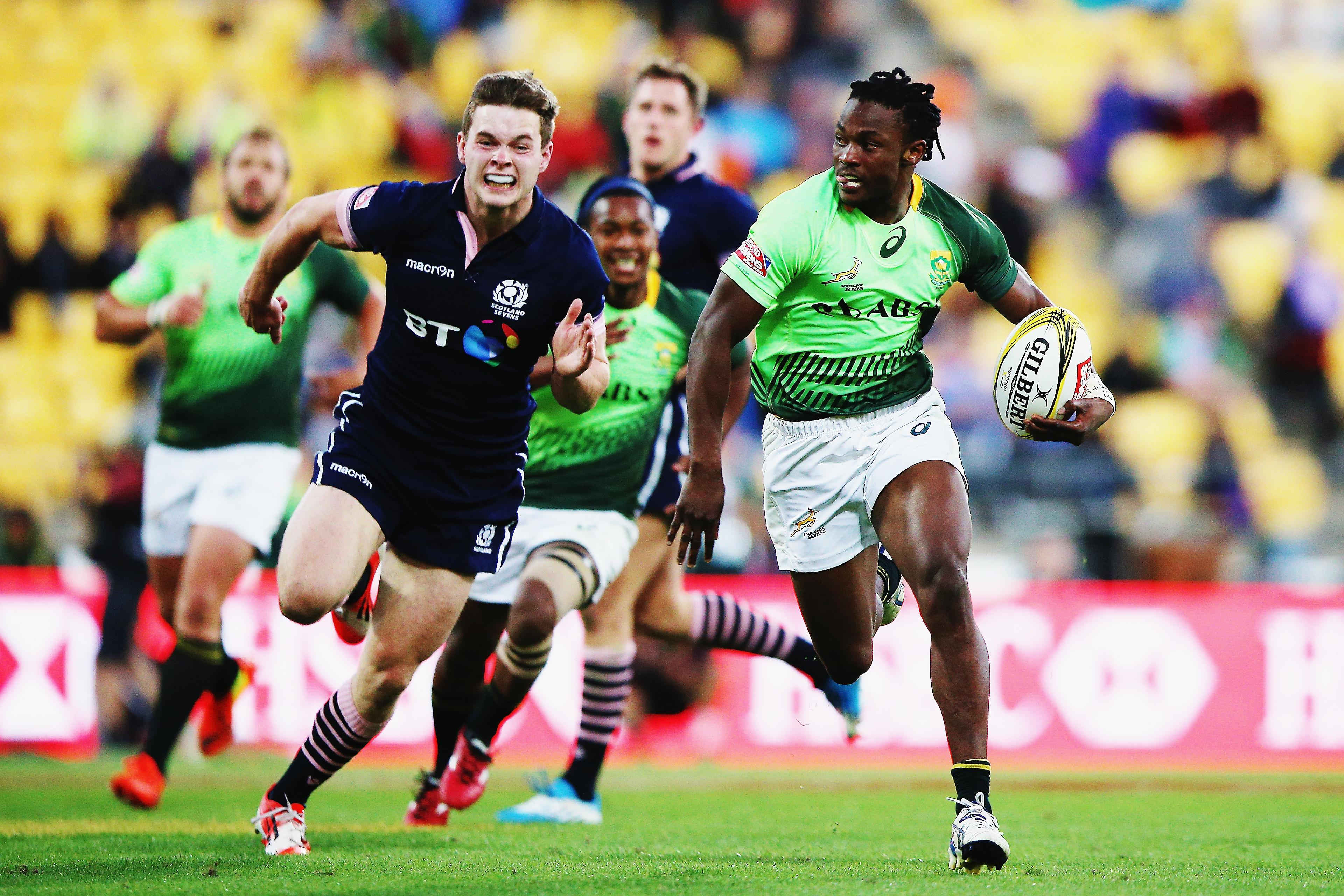 South Africa to 'make it happen' in Las Vegas