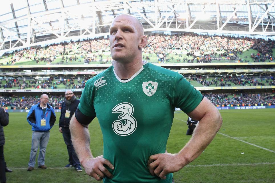 d8477acf3e O Connell named captain of Ireland s RWC 2015 training squad