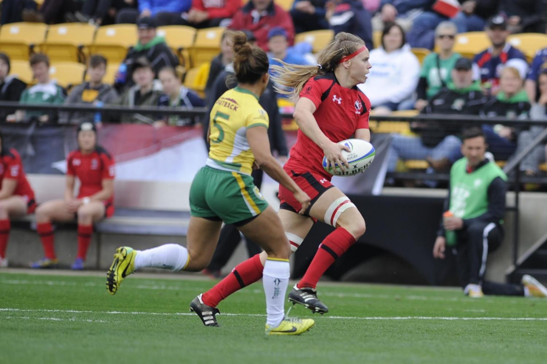 Canada take on Brazil