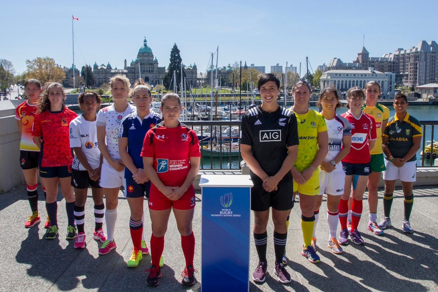 Women's Sevens shoot, Canada