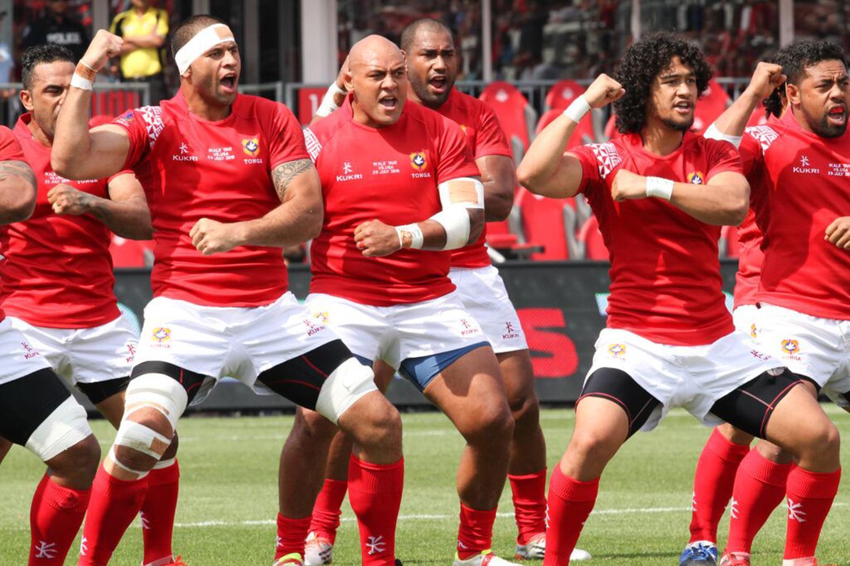 PNC 2015: USA v Tonga