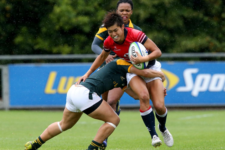 World Rugby Women's Sevens Series qualifier 2015