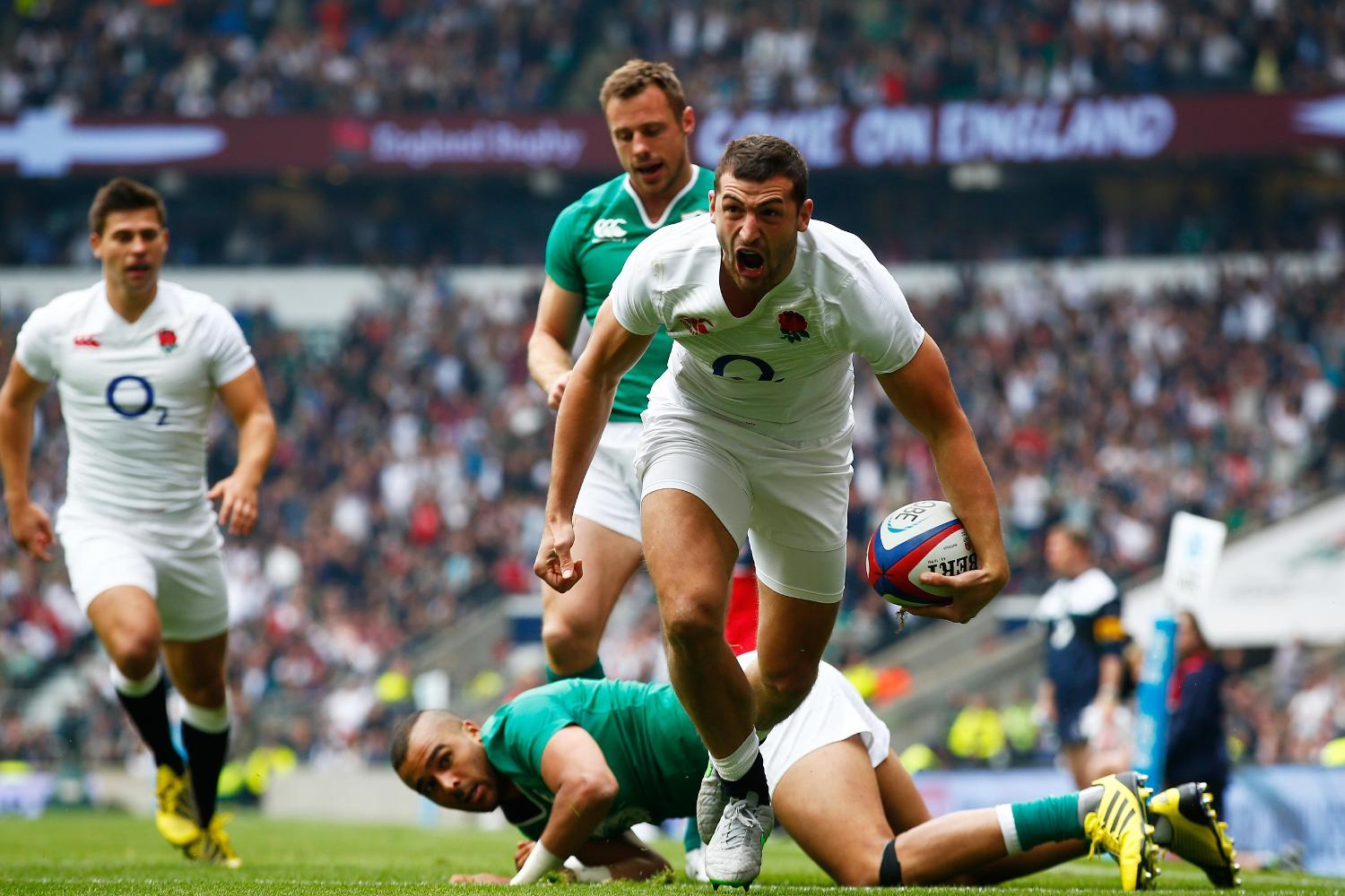 ***BESTPIX***England v Ireland - International Match