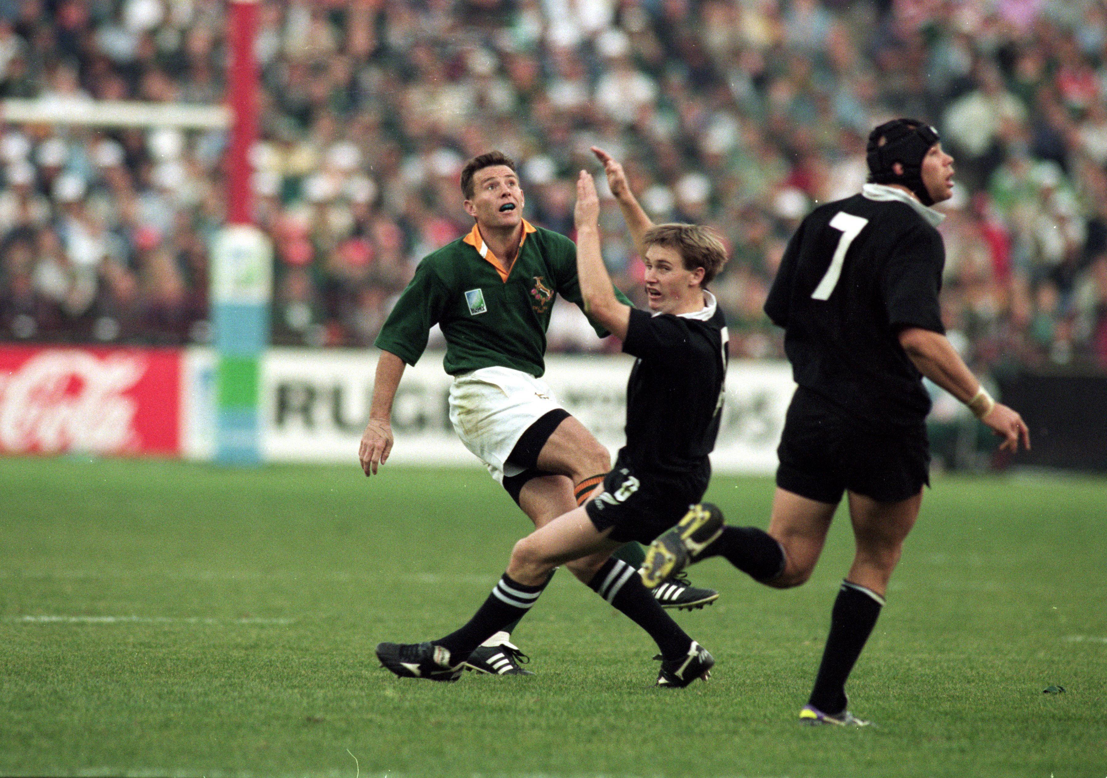 Rugby World Cup rewind: RWC 1995