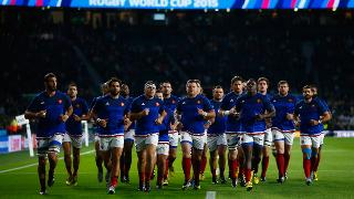 France v Italy - Group D: Rugby World Cup 2015