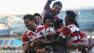 BESTPIX - South Africa v Japan - Group B: Rugby World Cup 2015