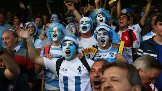 Argentina v Georgia - Group C: Rugby World Cup 2015