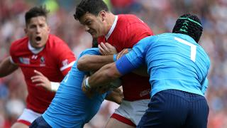 Italy v Canada - Group D: Rugby World Cup 2015.