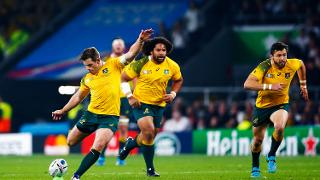 England v Australia - Group A: Rugby World Cup 2015
