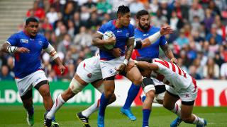 Samoa v Japan - Group B: Rugby World Cup 2015
