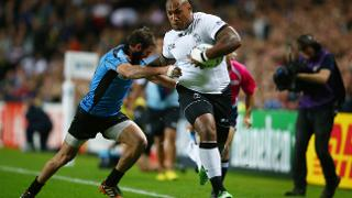 Fiji v Uruguay - Group A: Rugby World Cup 2015