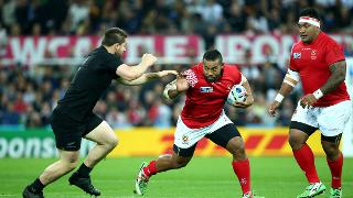 New Zealand v Tonga - Pool C: Rugby World Cup 2015